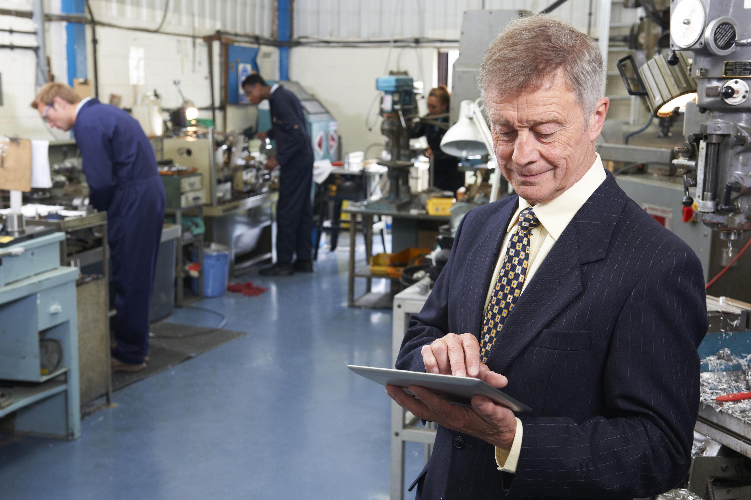 Microindustrializare – 100.000 euro pentru dezvoltarea fabricilor mici si mijlocii